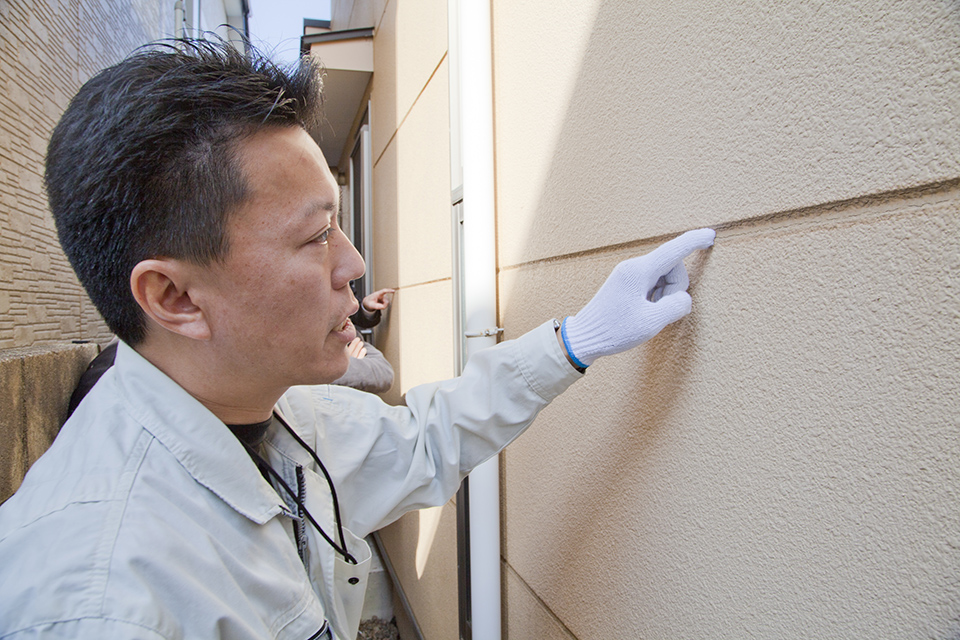 外壁に関する検査