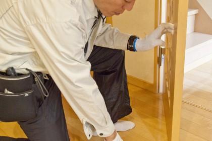 内装建具に関する検査